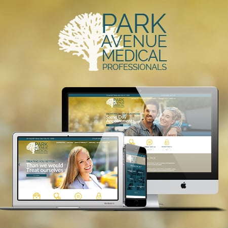 Park Avenue Medical Professionals launches new website
