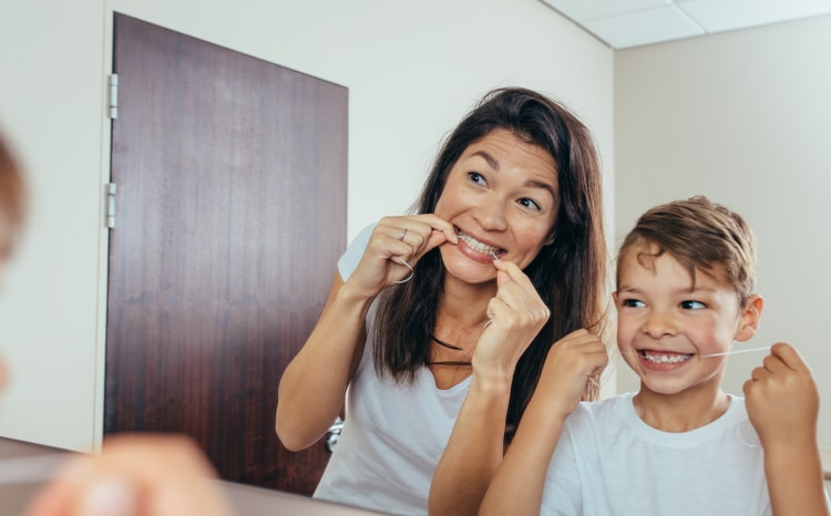 Park Avenue Medical - How to make flossing fun for kids