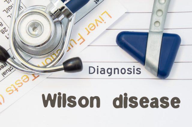 Diagnosis Wilson Disease